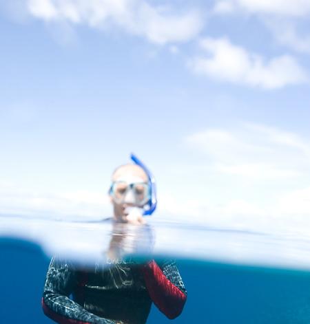 Gar Snorkel